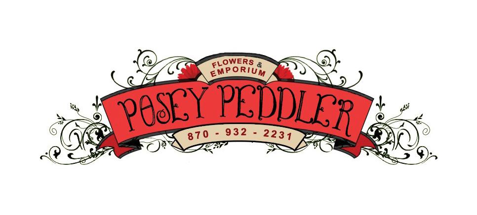 Posey Peddler Logo