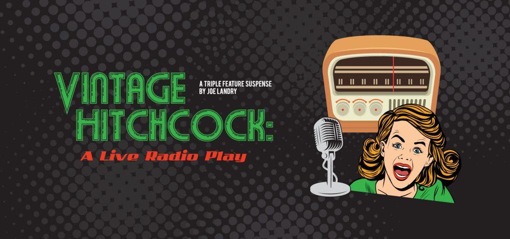 Vintage Hitchcock, A Live Radio