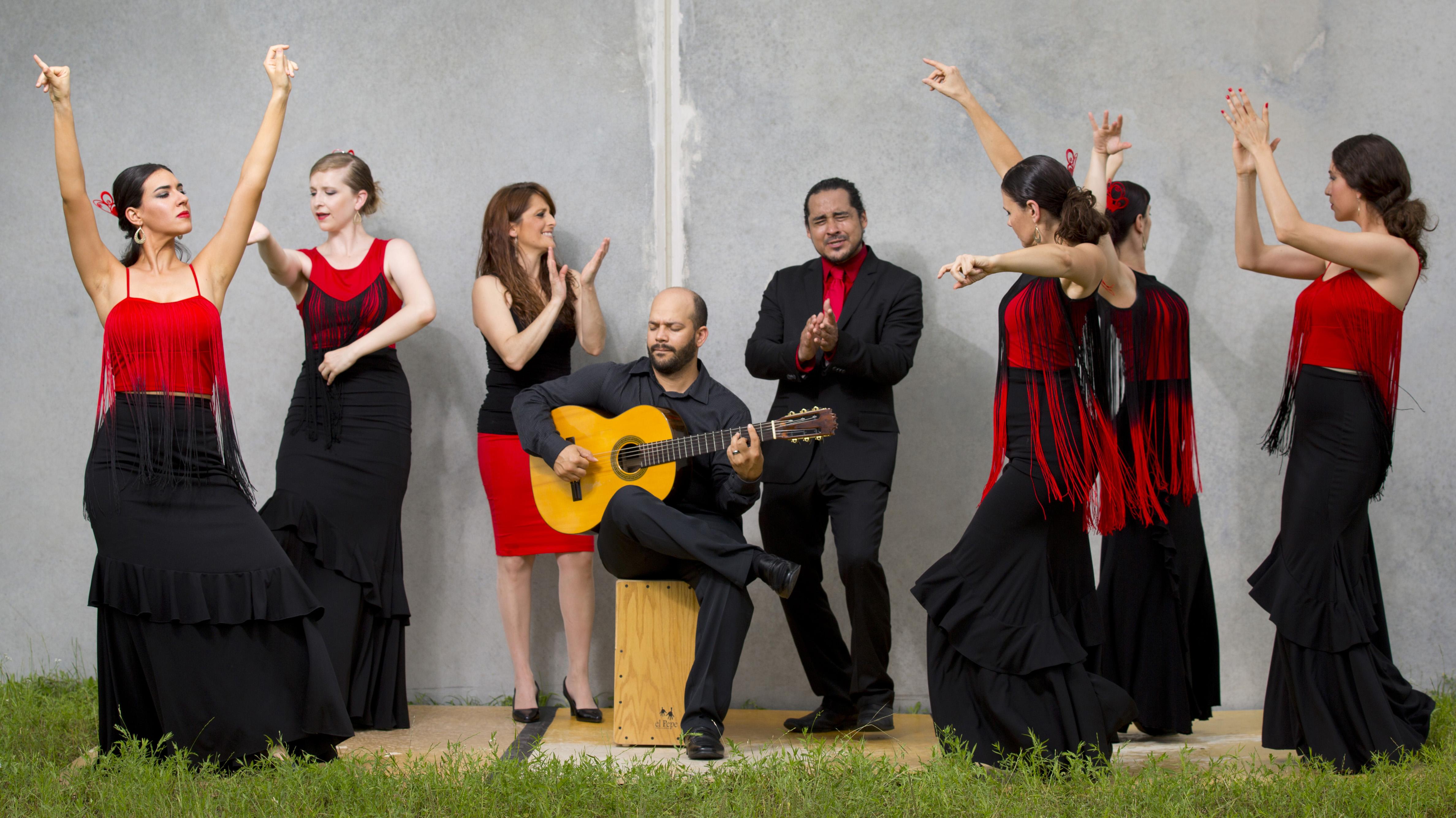 A`lante Flamenco Dance Ensemble