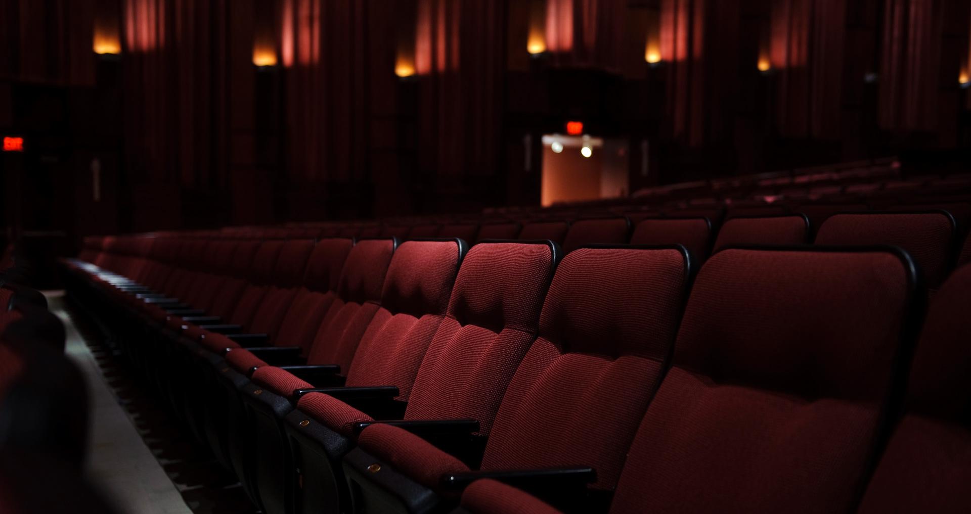 Fowler Center Theatre Seats