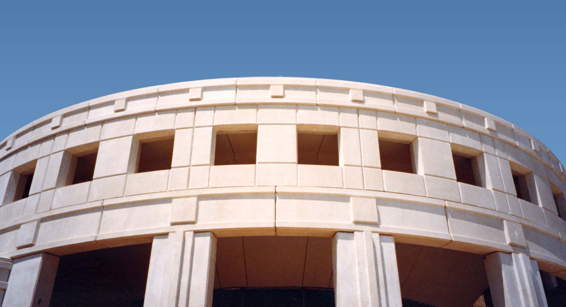 Fowler Center Rotunda